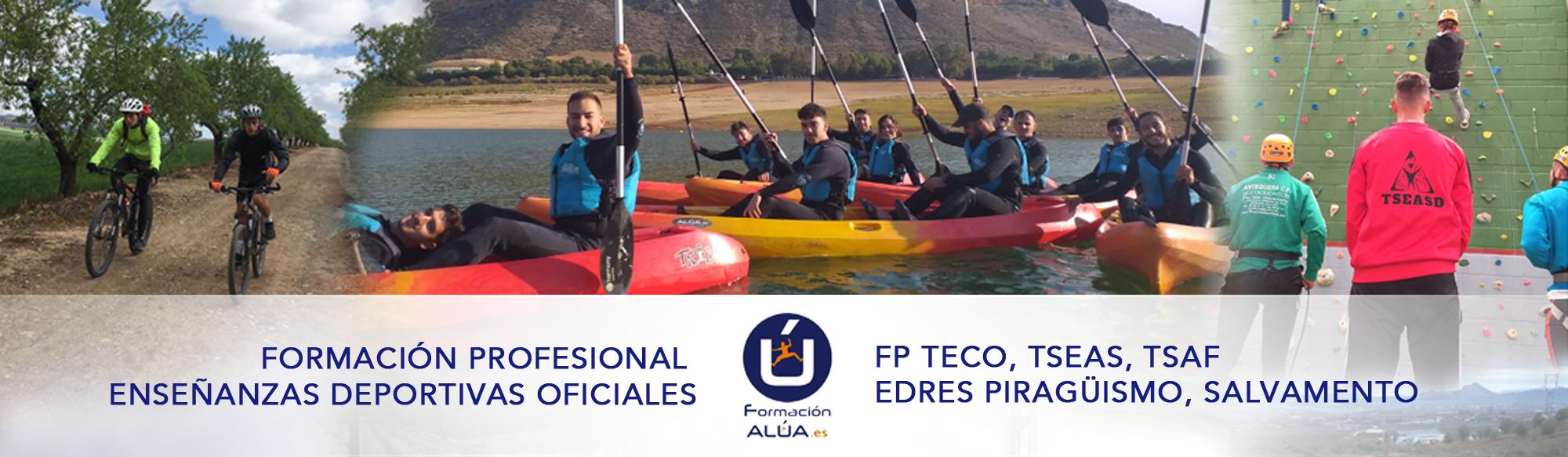 banner presentación campus virtual Alúa